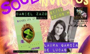 """Presentando """"La periferia del deseo"""" en el Café del Mercado (Soul Libre, Invictus)"""